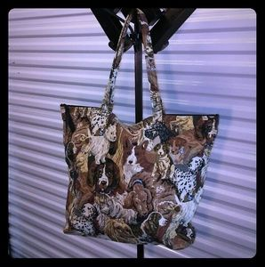 'Many' Dogs Tote
